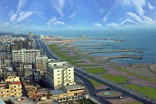 Place in Tartus Governorate, Syria
