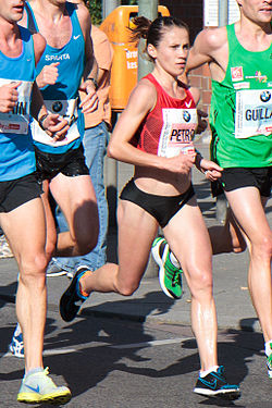 Tatyana Petrova at the Berlin Marathon 2011.jpg