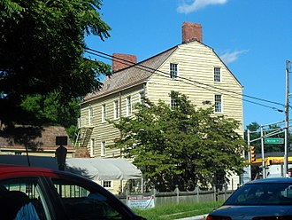 Rahway, New Jersey - Merchants' and Drovers' Tavern