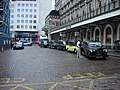 Taxi Rank outside Charing Cross railway station - geograph.org.uk - 960934.jpg