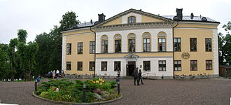 Cries and Whispers - The film was shot at Taxinge-Näsby Castle outside Mariefred.
