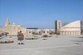 Tchachmaï Ayub et le mémorial Al-Boukhari (Boukhara, Ouzbékistan) (5719466823).jpg