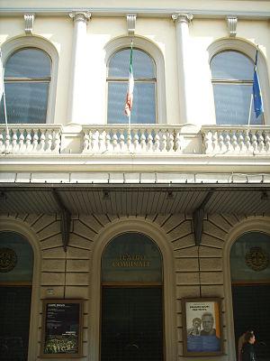 Teatro Comunale Florence - Theatre: front entrance