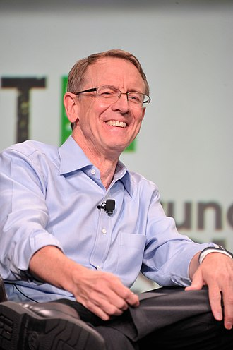 John Doerr - John Doerr at TechCrunch in 2013