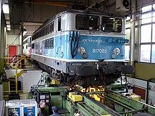 Au Train Mi >> Ateliers du RER et de Transilien — Wikipédia