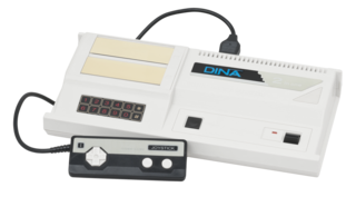 Dina (video game console)