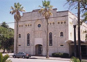 History of the Jews in Galveston, Texas - Beth Jacob Synagogue