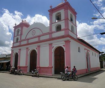 Templo Parroquial de Panaquire%2C Estado Miranda%2C Venezuela.