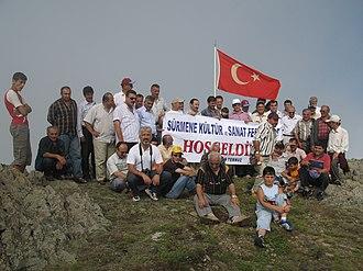Madur - The carnaval of Sürmene on the top of Madur mountain