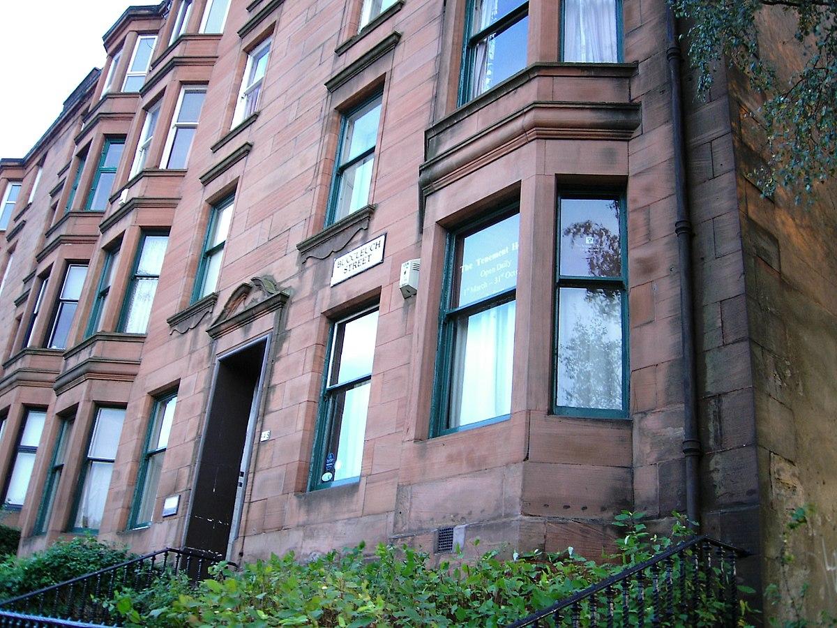 Tenement House Glasgow Wikipedia
