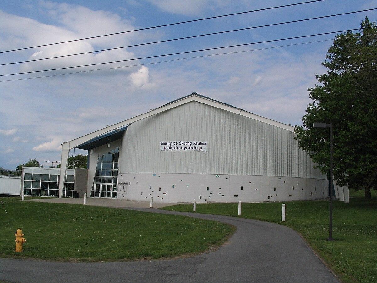 tennity ice skating pavilion