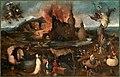 Tentation de saint Antoine (suiveur de Bosch, Salzbourg).jpg