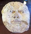 Terracotta architettonica con volto di gorgone, IV sec ac..JPG