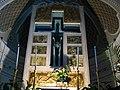 Terranova S M - Chiesa del SS Crocifisso crocifisso 04.jpg