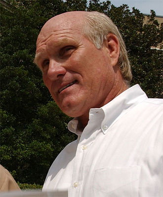 Terry Bradshaw - Bradshaw at the Pentagon, 2004