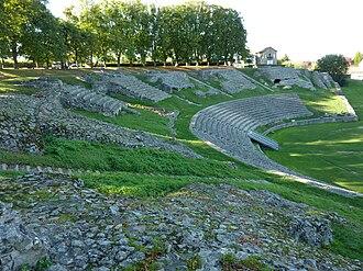 Autun - Roman theater