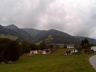 Thüringerberg Place in Vorarlberg, Austria