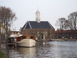 Uithoorn Municipality in North Holland, Netherlands