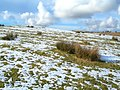Thawing Snow in Glen Tig - geograph.org.uk - 1717618.jpg