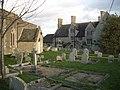 The Churchyard at Pilton - geograph.org.uk - 322786.jpg