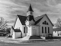 The Corner Church BW (26874922878).jpg
