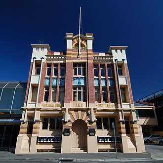 The Examiner (Tasmania) - The Examiner building in Launceston