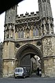 The Gate House to St. Augustine's Abbey - geograph.org.uk - 156424.jpg