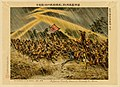 The Illustration of the Siberian War, No. 8, The Japanese cavalry advanced furiously in storm (LOC ppmsca.08210).jpg