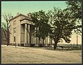 The Jefferson Davis mansion, Richmond, Virginia-LCCN2008679544.jpg