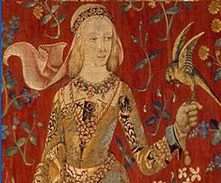 The Lady and the unicorn Taste det3.jpg
