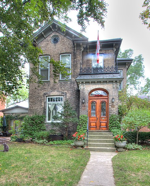 File:The Muir House 30 Lorne Crescent Brantford Ontario.jpg