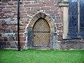 The Parish Church of St Mary, Eccleston, Doorway - geograph.org.uk - 622078.jpg