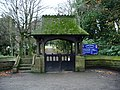 The Parish Church of St Mary, Eccleston, Lychgate - geograph.org.uk - 622069.jpg