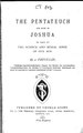 The Pentateuch and Book of Joshua (1875).pdf
