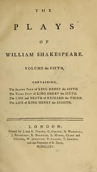 Plays pdf shakespeare william