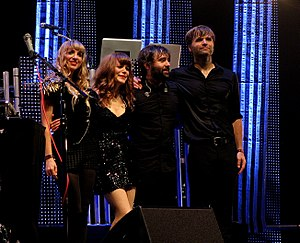 The Postal Service - The Postal Service at their final show in Lollapalooza, Chicago on August 3, 2014
