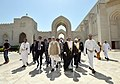 The Prime Minister, Shri Narendra Modi visiting the Sultan Qaboos Grand Mosque, which is the biggest mosque in Oman, in Muscat on February 12, 2018 (4).jpg