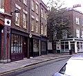 The Rookery, Cowcross Street, Clerkenwell - geograph.org.uk - 969239.jpg