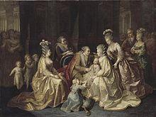 Louis xviii wikip dia for 16 image the family salon