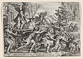 The Triumph of Time on Fame, from The Triumphs of Petrarch MET DP867557.jpg