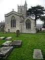 The W end of St Mary's church - geograph.org.uk - 701015.jpg