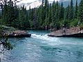 The Widowmaker, Kananaskis River - panoramio.jpg