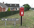 The Woodcroft, Diseworth - geograph.org.uk - 559077.jpg