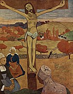 The Yellow Christ, Paul Gauguin.jpg
