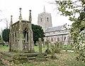 The church of St Remigius in Hethersett - geograph.org.uk - 1746863.jpg
