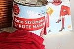 The slogan- red socks for 'red noses' (rotenasen.at) (18947880145).jpg