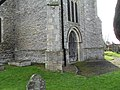 The west door at St Peter's, North Mundham - geograph.org.uk - 1726998.jpg