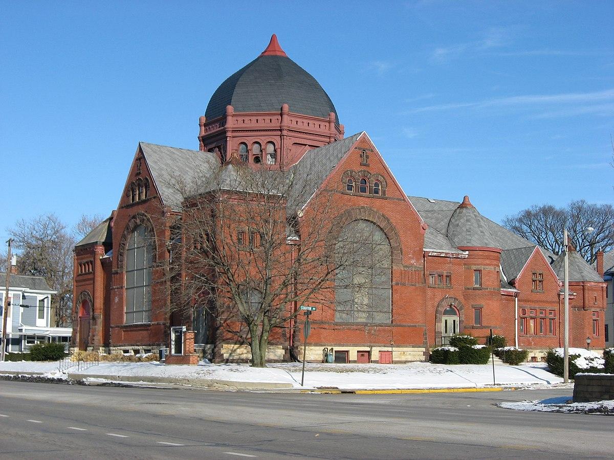 Third presbyterian church springfield ohio wikipedia for Springfield architects