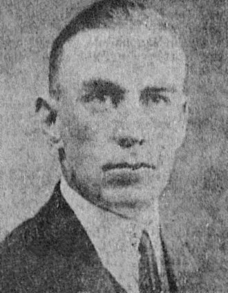 Thomas Andrew Gill - Gill pictured in the Star Tribune, 1914