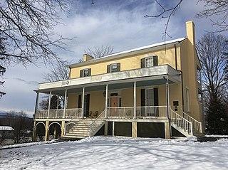 Thomas Cole House United States historic place